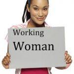 Working Woman Runs Side Business