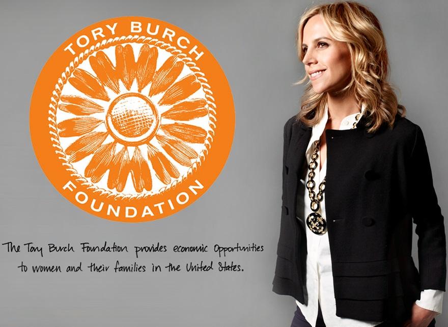 The non-profit organization Tory Burch Foundation was also created by the CEO/ philanthropist in 2009.