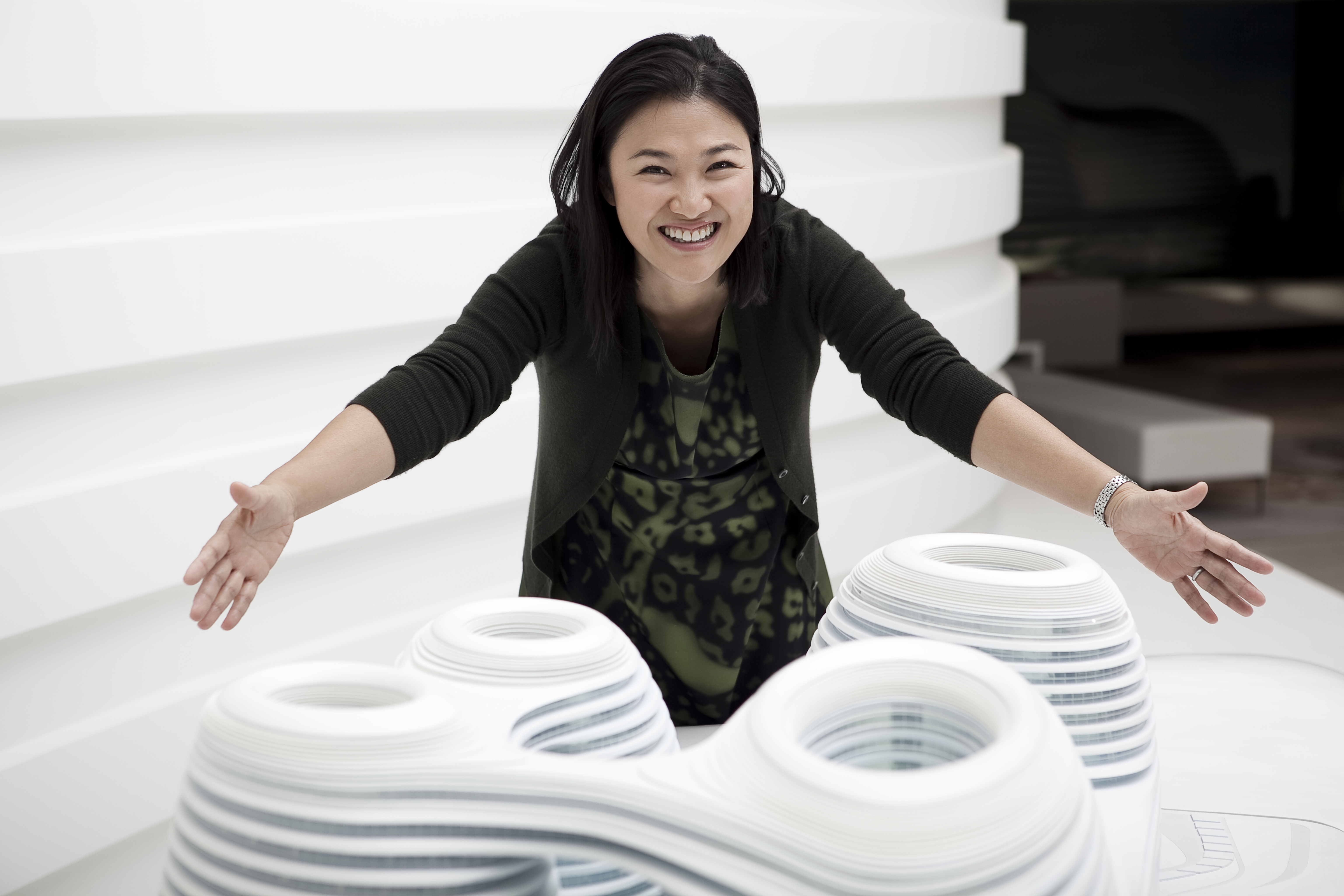 Women Entrepreneur Leaders: Zhang Xin, CEO of SOHO China
