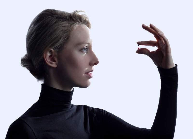 Elizabeth Holmes invented innovative blood testing procedure. Her company Theranos helped her become youngest female billionaire in the world.