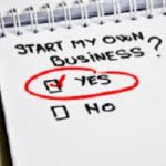 You need to have a plan of action before becoming an entrepreneur full time.