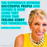 Barbara Corcoran created a billion dollar real estate business before becoming an investor on ABC's Shark Tank.