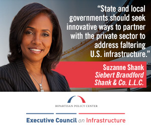 Suzanne Shank is President and Chief Executive Officer, Siebert Brandford Shank & Co., L.L.C.
