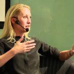 Julia Hartz (Eventbrite) at Startup Grind San Francisco